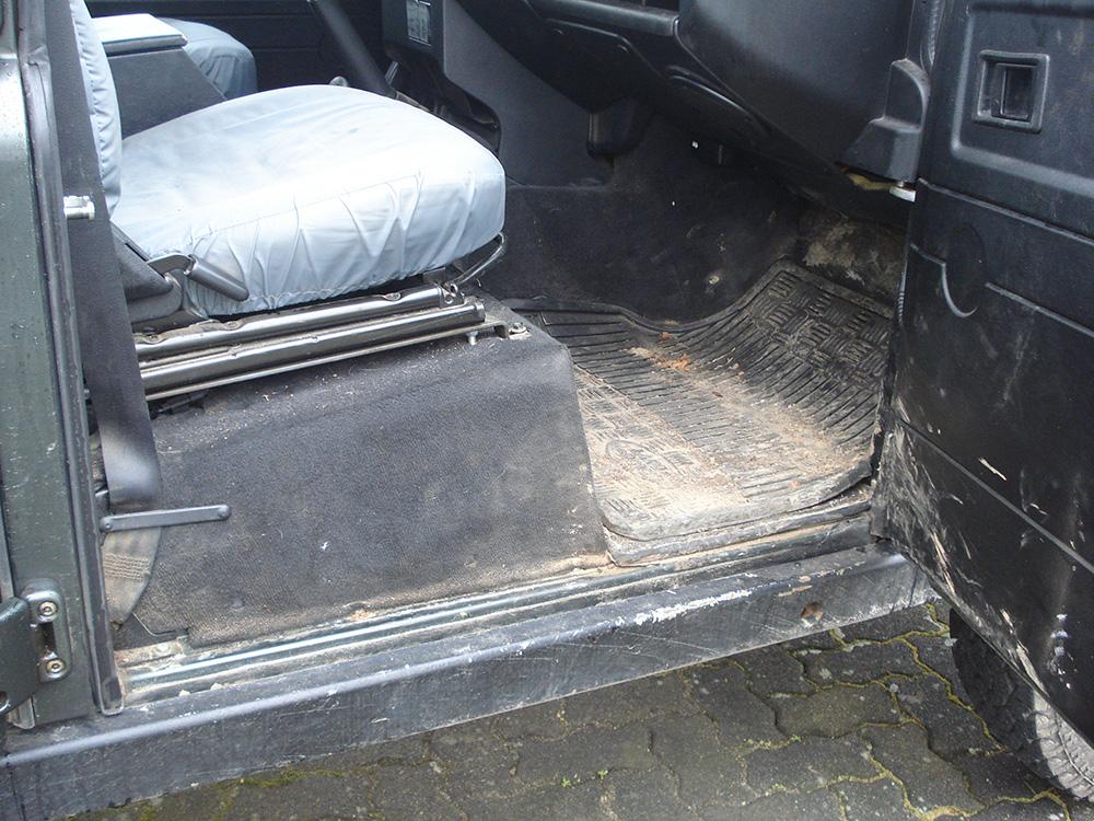 Favorit Autositze reinigen Kiel MX94
